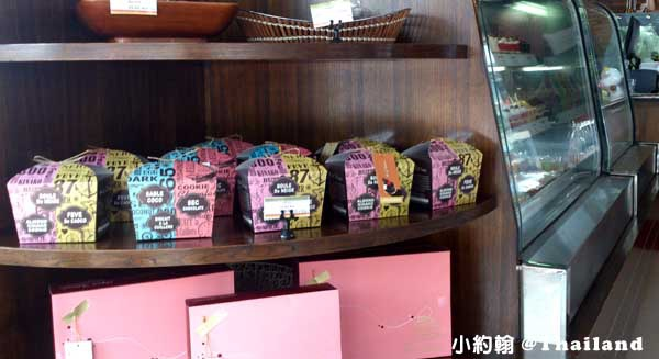 清邁 Mont Blanc 萬寶龍級的甜點蛋糕店4.jpg