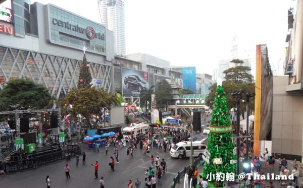 泰國曼谷- Central World中央世界購物中心