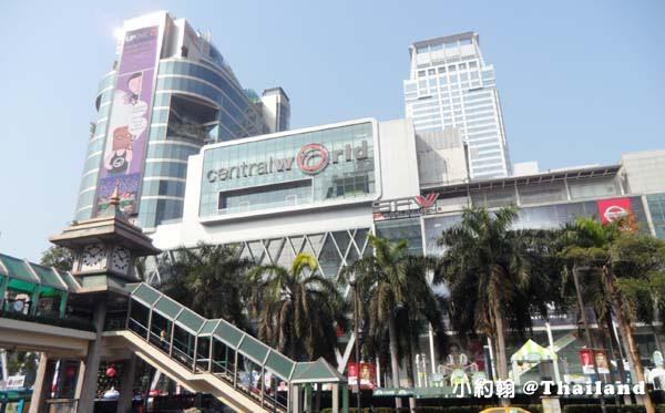 Central World中央世界購物中心 曼谷最大百貨城
