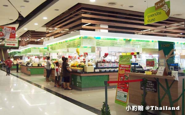 泰國必買必逛Big C Supercenter(Rajdamri)大超市 food park2.jpg