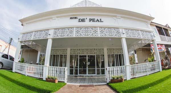 Hotel De Peal Sukhothai 素可泰鐘聲酒店