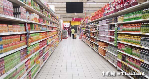 泰國必買必逛Big C Extra安努大超市2