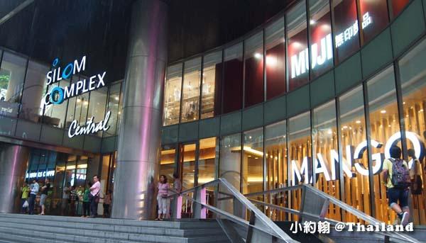 泰國曼谷SILOM COMPLEX上班族百貨