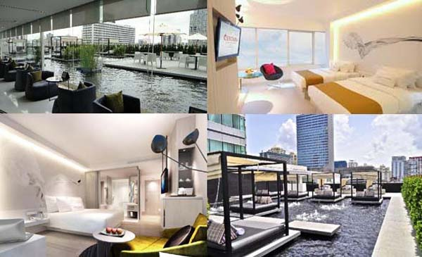 Centara Watergate Pavillion Hotel Bangkok3