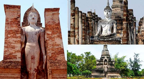 泰國素可泰Sukhothai