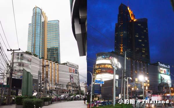 泰國曼谷Grande Centre Point Hotel Terminal 21飯店