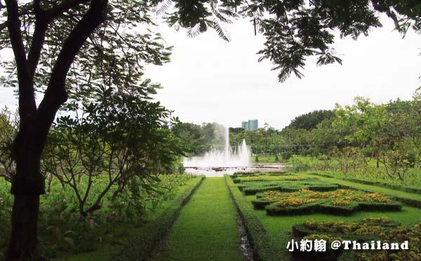 泰國曼谷2Queen Sirikit Park 詩麗吉王后公園.jpg