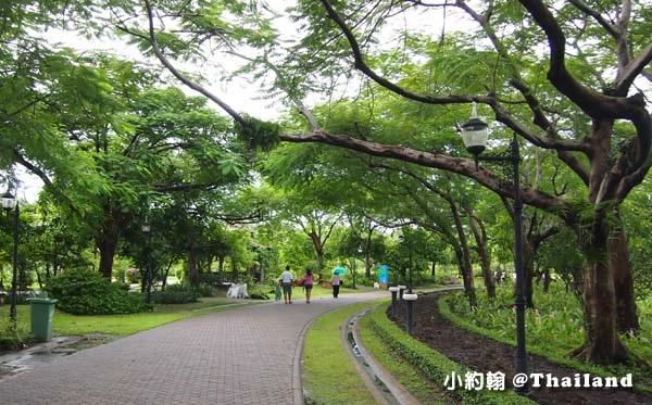 泰國曼谷2Queen Sirikit Park 詩麗吉王后公園2.jpg