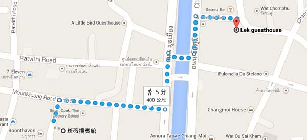 Ban Wiang Guest House隆光賓館-Lek guesthouse里克旅館S