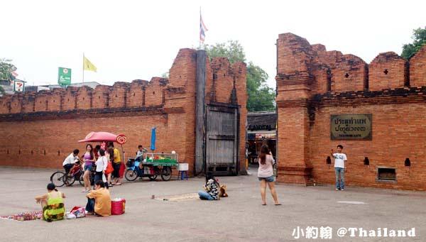 清邁自由行- 塔佩門Tha Pae Gate.jpg