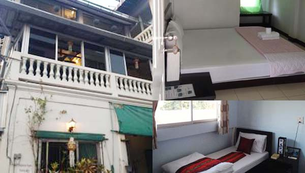 清邁Ampawan Guesthouse 安帕旺酒店
