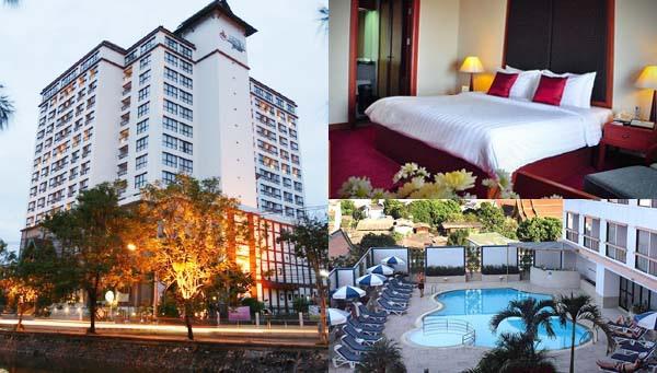 Amora Thapae Hotel Chiang Mai 清邁阿莫拉塔佩酒店