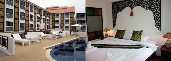 清邁Wangburapa Grand Hotel 旺布拉帕大酒店