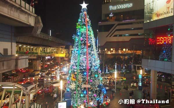 泰國曼谷Westin Grande Sukhumvit曼谷威斯汀五星級飯店聖誕