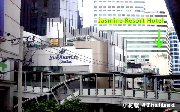 泰國曼谷Jasmine Resort Hotel Sukhumvitjpg.jpg
