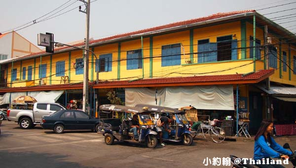 清邁Somphet Market市場