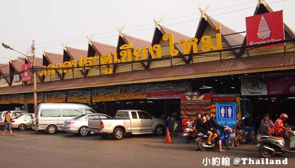 清邁Chiang Mai Gate Market 南門傳統市場