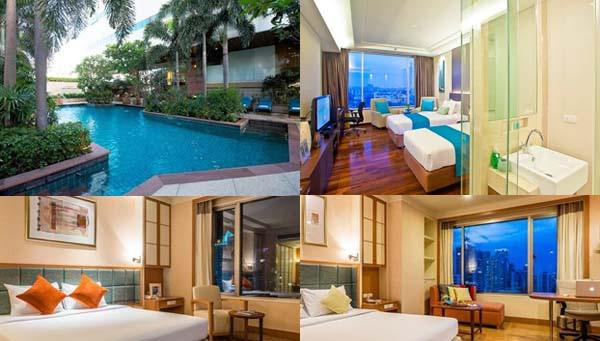 曼谷.Jasmine hotel 茉莉城市飯店ASOK2.jpg