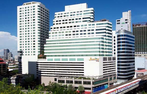 曼谷.Jasmine hotel 茉莉城市飯店ASOK.jpg