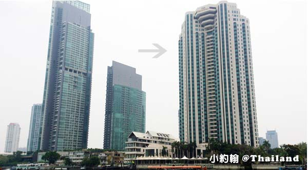 泰國曼谷The Peninsula Bangkok 曼谷半島酒店