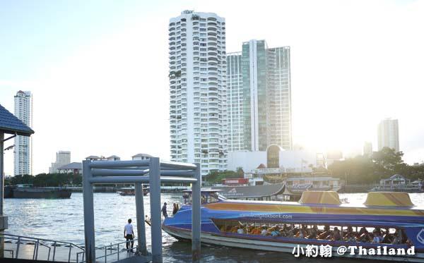 泰國曼谷Chao Phraya River飯店1.jpg