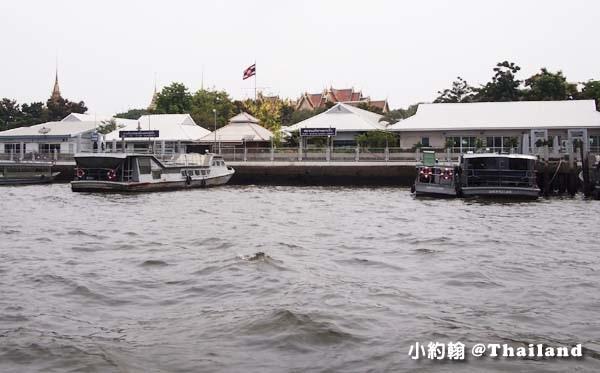 泰國Chao Phraya River 大皇宮、玉佛寺以北jpg