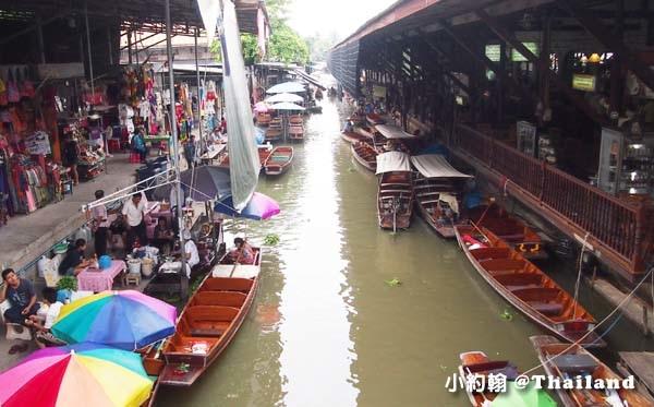 丹嫩莎朵水上市場 Damnoen Saduak Floating Market1.jpg