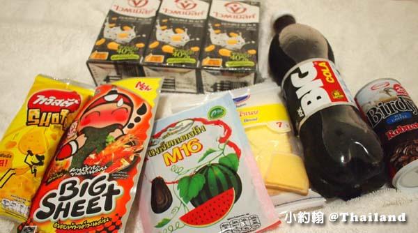 泰國7-11便利商店 全家超商戰利品2.jpg