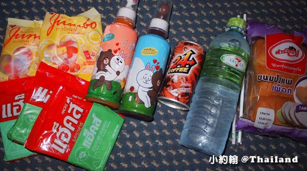 泰國7-11便利商店 全家超商戰利品.jpg