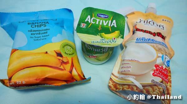 泰國7-11便利商店 全家超商 早餐豆奶
