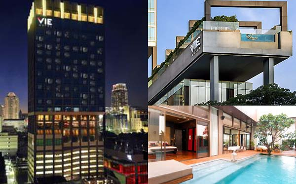 VIE Hotel Bangkok曼谷維耶五星級飯店1.jpg