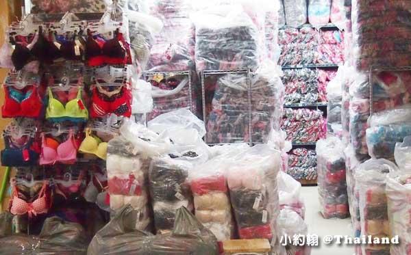 曼谷寶馬成衣中心批發市場Bobae Tower7內衣.jpg