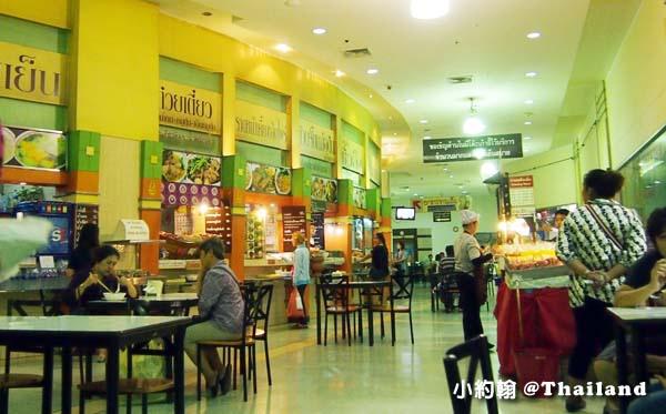 曼谷寶馬成衣中心批發市場Bobae Tower7美食街.jpg