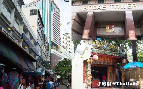 曼谷寶馬成衣中心批發市場Bobae Tower1