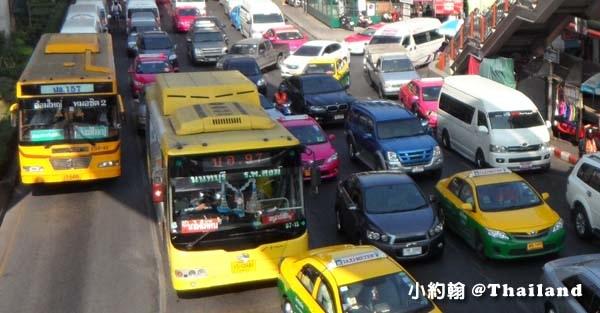 泰國交通如何搭程曼谷巴士Bangkok Bus4.jpg