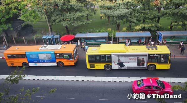泰國交通如何搭程曼谷巴士Bangkok Bus.jpg