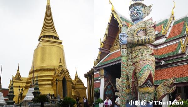大皇宮Grand Palace、玉佛寺Wat Phra Kaeo