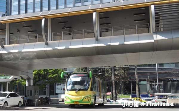 泰國曼谷公車快線Bus Rapid Transit(BRT)