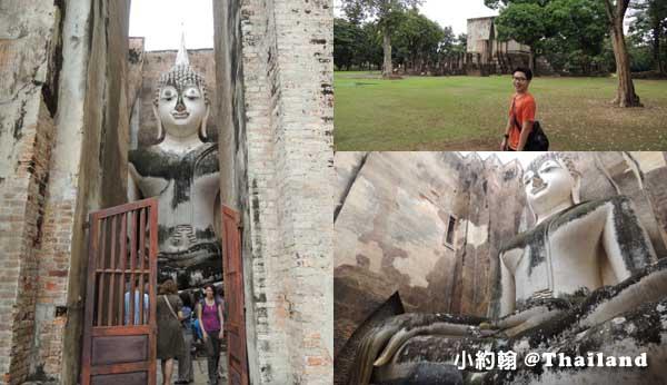 素可泰歷史遺跡公園Wat Si Chum 西昌寺