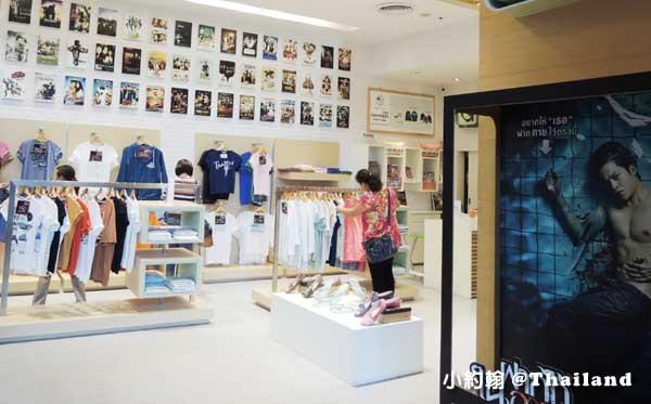 水男骸T恤、外套、海灘背包,就在清邁MAYA Shopping Mall百貨