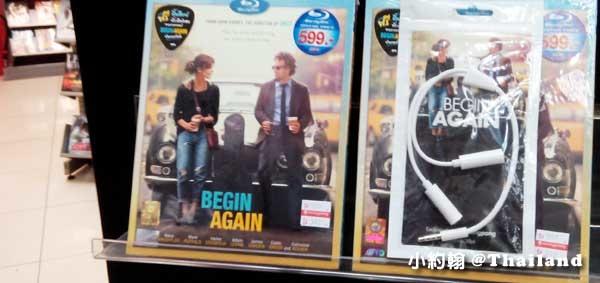 泰國曼谷-Begin Again 曼哈頓戀習曲(曾經。樂是唯一)