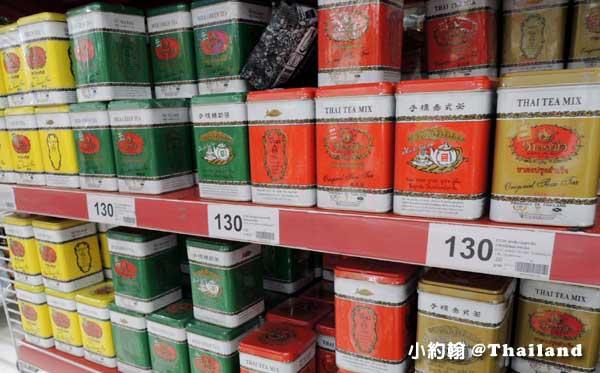 泰國曼谷BIG C ChaTraMue泰式手標老牌茶葉.jpg