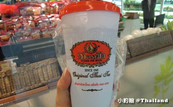 泰國曼谷百貨美食街泰國手標泰式茶 飲料.jpg