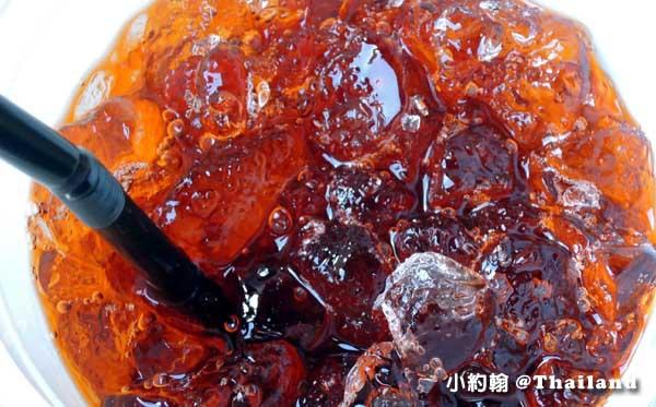 泰國曼谷百貨美食街泰國手標泰式茶 紅茶.jpg