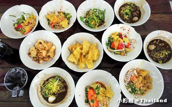 泰國船麵Boat noodle