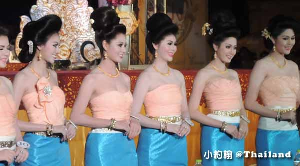 泰國Miss & Mr. Yeepeng 2014 Contest清邁先生小姐選秀舞台