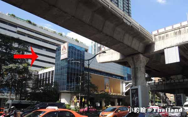 曼谷近捷運飯店Asia Hotel Bangkok曼谷亞洲飯店四星級Ratchathewi