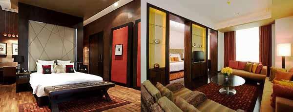 曼谷近捷運飯店VIE Hotel Bangkok曼谷維耶五星級飯店房間