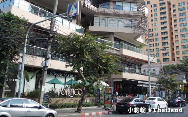 泰國曼谷The Portico Langsuan  lifestyle mall 生活商場.jpg