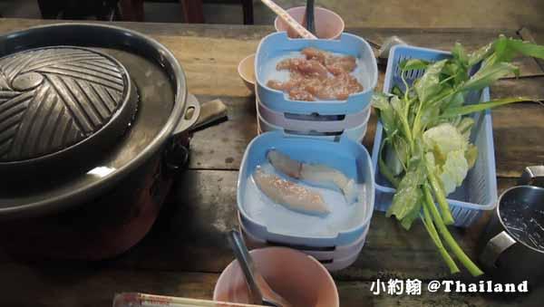泰國清邁火鍋烤肉吃到飽150泰銖